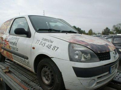 używany Renault Clio III 1.5 2006r. ręczna klima.