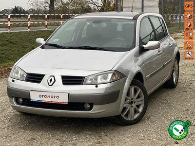 używany Renault Mégane Raty uproszczone,Xenon,5 drzwi,Panorama,Klimatronic, Gwarancja II (2002-2008)