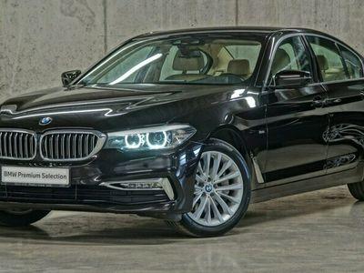 używany BMW 530 2dm 252KM 2018r. 66 501km