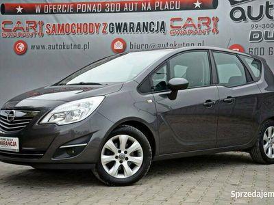 używany Opel Meriva 1.4dm 120KM 2011r. 210 000km