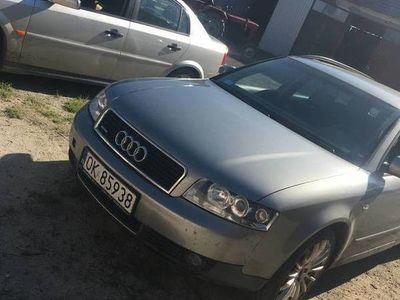używany Audi A4 b6 quattro