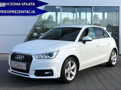 używany Audi A1 1.4dm 125KM 2018r. 34 931km