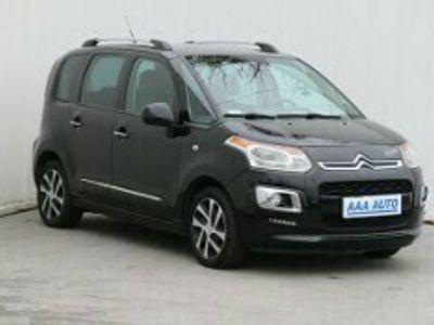 używany Citroën C3 Picasso  Salon Polska, 1. Właściciel, Serwis ASO, Klimatronic,