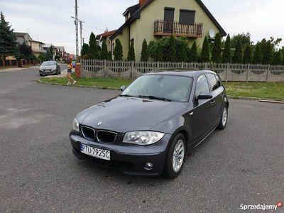 używany BMW 118 d 122KM 259k nowa dwumasa