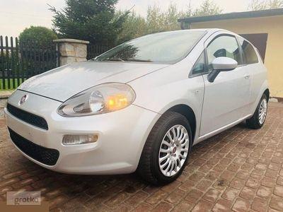 używany Fiat Punto IV 1.2 benzyna klima