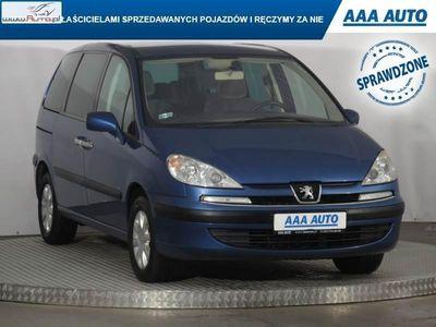 używany Peugeot 807 2dm 140KM 2003r. 153 537km