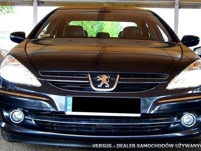 używany Peugeot 607 2.7HDi V6 204ps Automat Bogata opcja Navi Zamiana