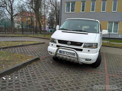 używany VW Transporter TRANSPORTER T4 LONG 2,5TDI, 7OSOBOWYT4 LONG 2,5TDI, 7OSOBOWY