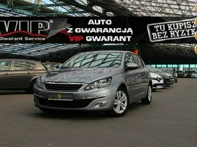używany Peugeot 308 Navi*Panel Dotyk*Kamera*Pdc*Esp*Klimatronik*Alu*Temp*BT*Gwar VGS !!! III (2013-)