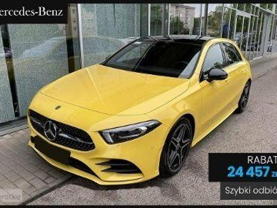używany Mercedes 200 Klasa A W177 2.0(150KM) | AMG | Bezpieczny zakup samochodu z domu!
