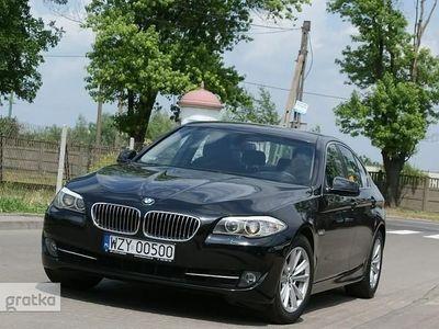 używany BMW 520 SERIA 52.0D 184KM AUTOMAT SKRZYNIA DUŻA NAWIGACJA Model=2012r