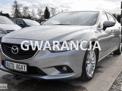 używany Mazda 6 2dm 164KM 2014r. 172 000km