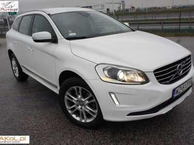 brugt Volvo XC60 2.4dm3 215KM 2014r. 179 000km Salon Polska VAT Summum D5 ASO do końca