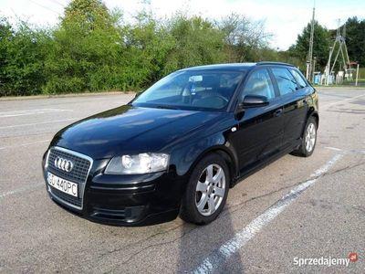 używany Audi A3 Sportback 2.0 TDI **bdb stan**