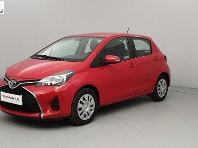 używany Toyota Yaris 1.3dm 99KM 2016r. 91 377km