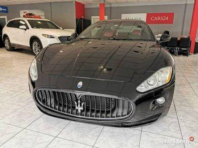 używany Maserati Granturismo 4.2dm 405KM 2008r. 151 899km