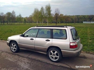 używany Subaru Forester SF 2001 LPG