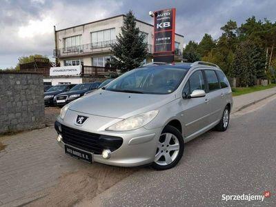 używany Peugeot 307 SW 2dm 136KM 2005r. 258 000km