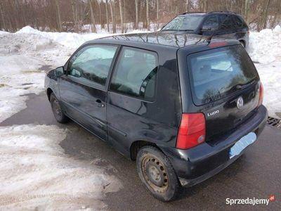 używany VW Lupo 1.4 Benzyna