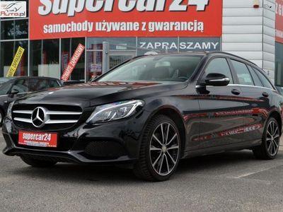 brugt Mercedes C200 1.6dm 136KM 2015r. 38 550km