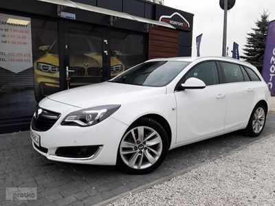 używany Opel Insignia Country Tourer bezwypadkowa z gwarancja -serwisowana-1wlascicel-navi-jak nowa