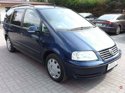 używany VW Sharan 1.9dm 115KM 2005r. 247 000km