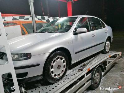 używany Seat Toledo 1.8 20V Benzyna AUTOMAT 2000r.