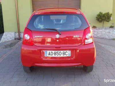 używany Suzuki Alto 1.0 Benzyna 90tyś/km 5drzwi 2009rok BARDZO ŁADNE