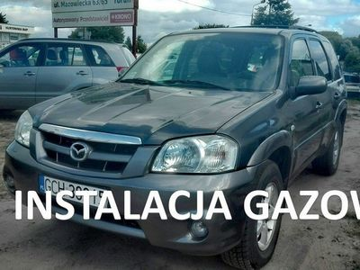 używany Mazda Tribute 3.0dm3 203KM 2006r. 160 000km 3.0 V6
