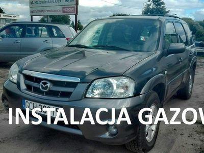 używany Mazda Tribute 3dm 203KM 2006r. 160 000km