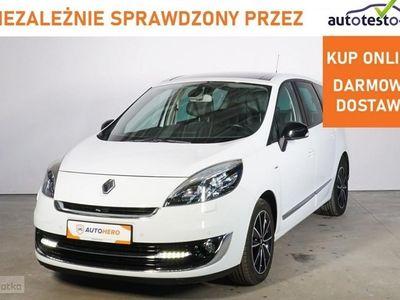 używany Renault Grand Scénic III DARMOWA DOSTAWA, Klima auto, Xenon, Navi, Kamera cofania, Skóra III (2009-2013)