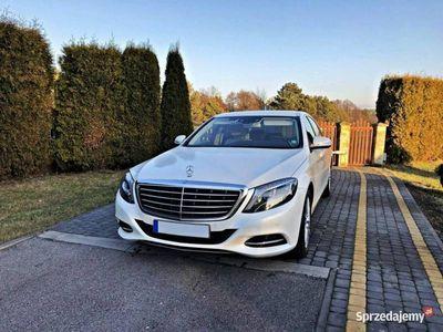 używany Mercedes S400 W222 3.0 334KM