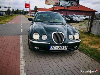 używany Jaguar S-Type 3dm3 238KM 2001r. 246 587km 3,0 B, Automat Aluf, Jasna skóra, Po dużym przeglądzie Polecam