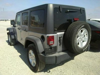używany Jeep Wrangler 3.6dm 285KM 2018r. 51 500km