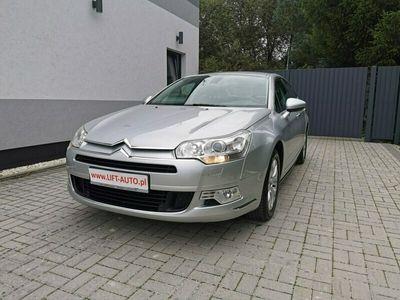 używany Citroën C5 2dm 140KM 2010r. 230 000km