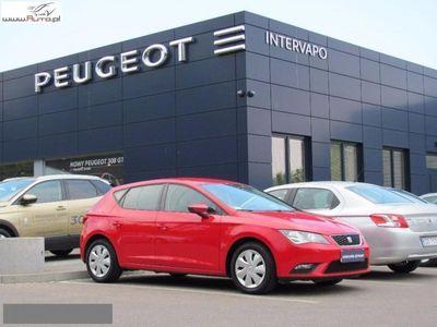 używany Seat Leon III Benzyna 110 KM Bezwypadkowy 1.2 III Benzyna 110 KM Bezwypadkowy Monitor dotyk Serwis Gwarancja FV23% automatyczna klima.