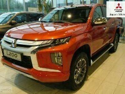 używany Mitsubishi L 200 IV rabat: 9% (15 000 zł)