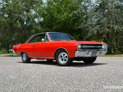 używany Dodge Dart DartGT 1969 RED 8 CYLINDER BENZ. 264KM 55264KM IV (1967-1976)