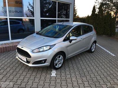 używany Ford Fiesta VI 1.0 EcoBoost GOLD X I właściciel F-VAT 23%, Długołęka