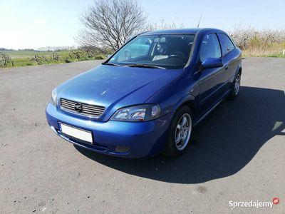 używany Opel Astra G/2 2.2 LPG Uszkodzona