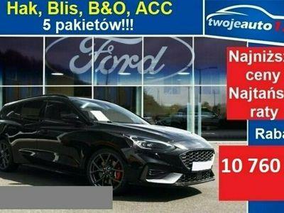 używany Ford Focus IV 2.3 EcoBoost 280 KM, M6 ST 3 5W Hak, B&O