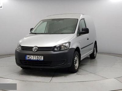 używany VW Caddy Caddy 1.6dm3 102KM 2014r. 150 572km1.6 TDI WD7180F Krajowy, Serwisowany FV23%