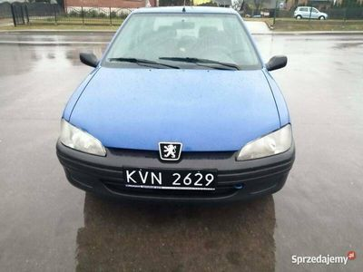 używany Peugeot 106 1.0 98r sprawny