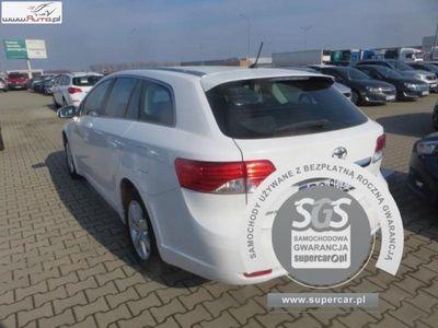 brugt Toyota Avensis Avensis 2dm3 124KM 2014r. 191 215km2.0D-4D 2014r., FV 23%, Gwarancja!!
