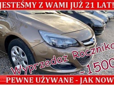używany Opel Astra Salon Polska I Właściciel
