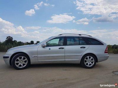 używany Mercedes C200 szuka nowego właściciela