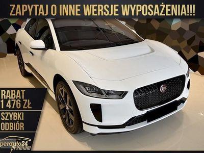 używany Jaguar I-Pace EV (400KM)| SE + Zawieszenie Pneumatyczne|Największy wybór aut PREMI