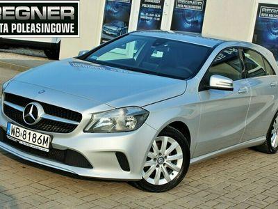 używany Mercedes A180 A 180 StyleCDI FV23% Salon PL 1WŁ Navi Tempomat Gwarancja W176 (2012-)