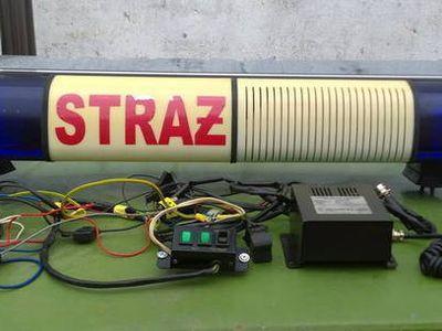 używany Renault Trafic 4x4 Trafik Straż Pożarna VW LT T4 T5 Zamiana