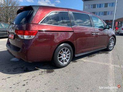 używany Honda Odyssey 3.5 Benzyna Automat